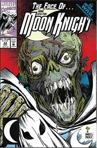 Moon-Knight-Comic-Issue-44-Infinity-War-Crossover-Modern-Age-First-Print-1992