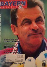 Programm 1998/99 FC Bayern München - Borussia Dortmund