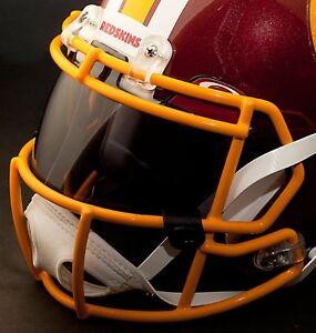 oakley visor  CUSTOM* WASHINGTON REDSKINS NFL OAKLEY Football Helmet EYE SHIELD ...
