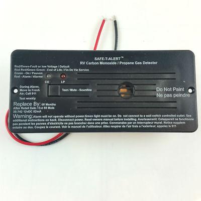 NEW Safe T Alert Dual Carbon Monoxide /& Propane Gas Alarm 35-742-WT RV