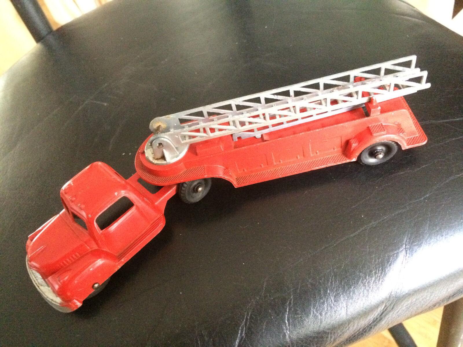 connotación de lujo discreta Tootsietoy camión de de de bomberos 9  popular