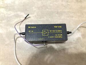 Itelco-400MHz-to-1000-MHz-25dB-RF-Amplifier-Module-0dBm-Output