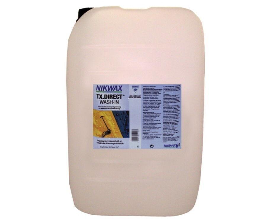 Nikwax TX Direct Wash-In lmprägnierung 25 Liter