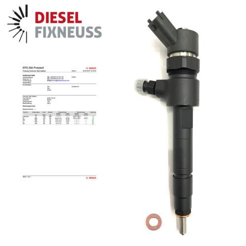 Original Bosch Injecteur FIAT//ALFA ROMEO//LANCIA 1.9 JTD 0445110119
