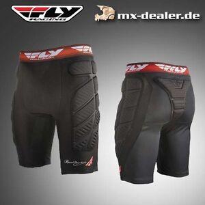 Fly-Racing-Short-Compression-Pantalones-protectores-Enduro-Mtb-Mx-Motocross