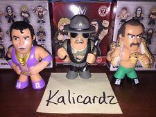 Target Exclusive Set WWE Series 2 Mystery Mini Razor Slaughter & Jake Snake ��
