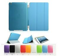 Housse + Coque Arriere Etui Smart Cover Pour Tablettes Ipad 2/3/4/5 Air & Stylet