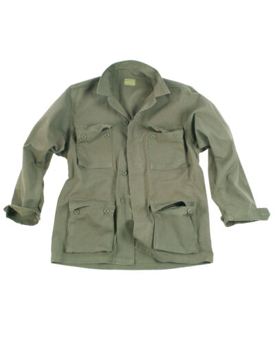 Mil-Tec US BDU veste de champ ripstop robuste PREWASH Veste Camouflage Veste utilisation Veste S-XXL