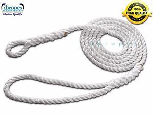 Emergency 3 strand mooring pendant nylon rope line 58 x 10 ts image is loading emergency 3 strand mooring pendant nylon rope line aloadofball Image collections