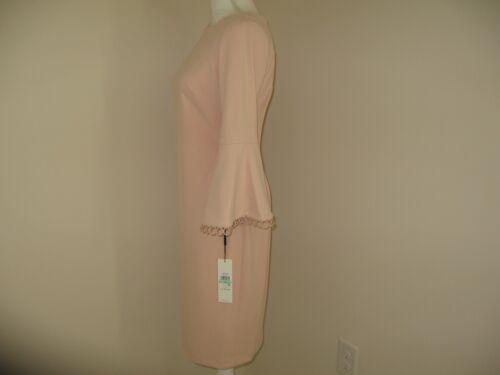 8 Taglia Donna Calvin Klein Msrp Tubino Nwt 4 134 6 10 Bell sleeve 2 BqxzZIrXqn