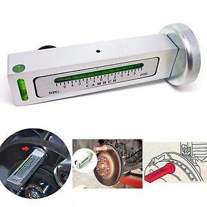 Auto-Outil-de-jauge-magnetique-pour-voiture-camion-Camber-Castor-Strut-Geometrie