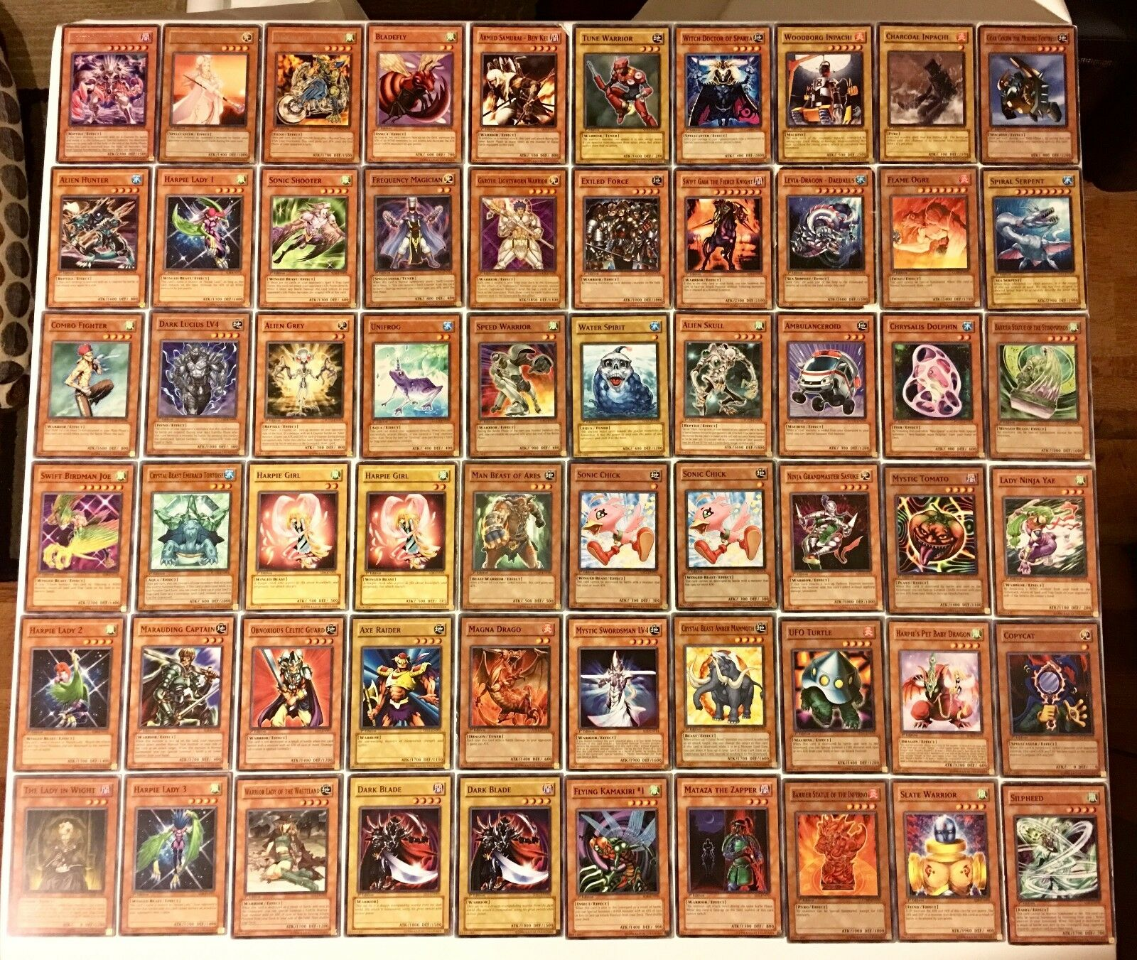 Yugioh cards cards cards lot collection high value, 754 cards 96ff8b