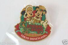 Tokyo Disney Resort Event Pin CHRISTMAS FANTASY 2000 Not for sale TDR