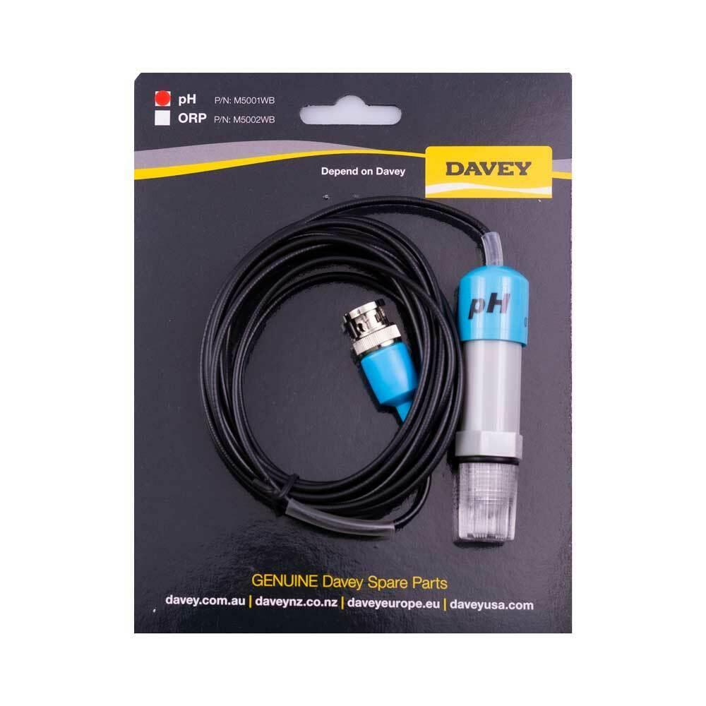 Davey chloromatic MCS. Esc, EcoSpa clorador ph Sensor Kit
