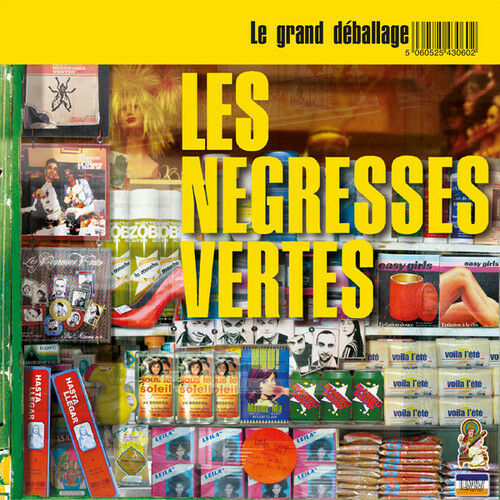 Les Négresses Vertes - Le Grand Deballage [New CD]