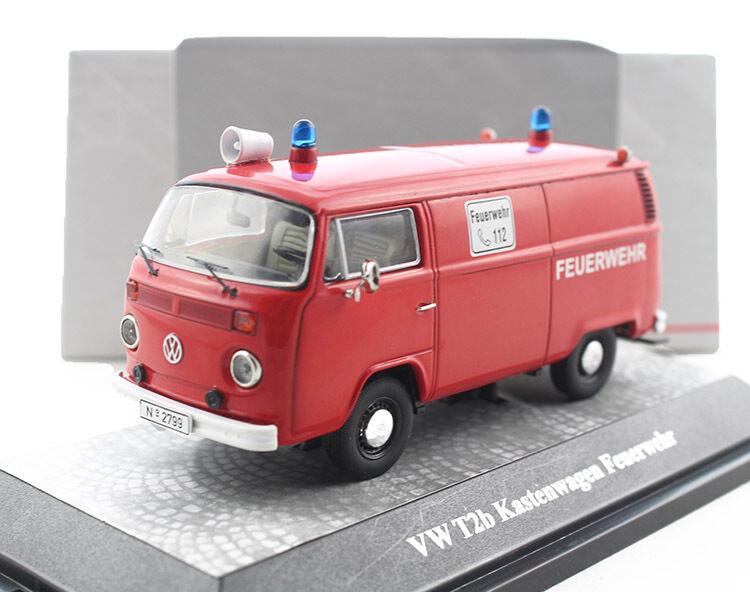PREMIUM ClassiXXs 1 43 VW T2B KASTENWAGEN Feuerwehr ART-11702
