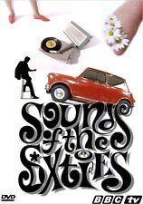 SOUNDS OF THE SIXTIES - BBC TWO-DISC TEN EPISODE DVD SET 60's british invasion