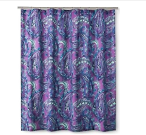Image Is Loading Boho Boutique Isadora Multicolor Fabric Shower Curtain 72