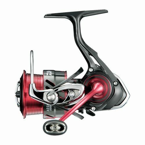 Daiwa AEGIS 2505-F-H Spinning Reel New