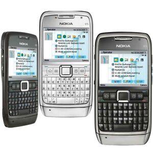 Nokia-E71-Original-Unlocked-3G-WIFI-GPS-Bluetooth-3-15MP-2-4-034-QWERTY-Bar-Phone