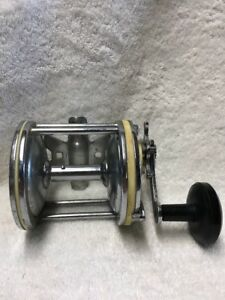 Vintage-Garcia-Mitchell-Model-624-Saltwater-Fishing-Reel-Made-in-France-DEAL
