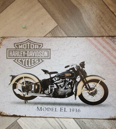 Metal Worn Look Classique Moto SIGNE EL 1936 look fantastique SIGNE.