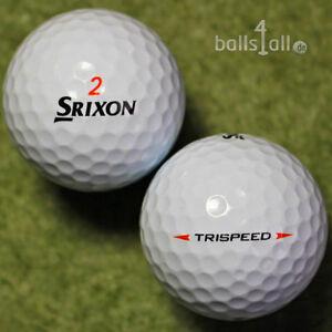 200-Srixon-Trispeed-Mix-Golfbaelle-AAAA-Lakeballs-Top-Qualitaet-Tri-Speed-Baelle