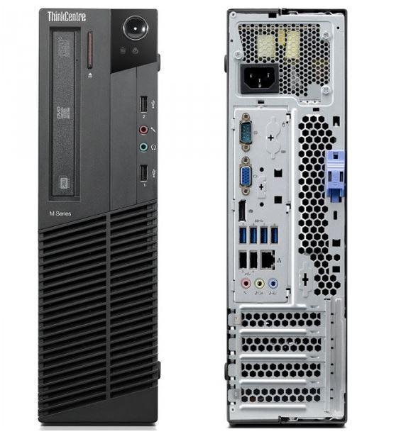 Lenovo Thinkcentre M92p SFF i5 3470 4 GB Ram 500 GB HDD DVD RW  B Ware