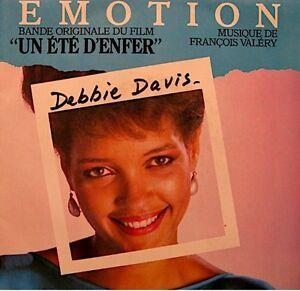 DEBBIE-DAVIS-emotion-black-lagoon-FRANCOIS-VALERY-BO-SP-1984-EX