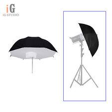 "110cm/43"" Umbrella Softbox Soft Box Brolly Reflector For Studio Flash Strobe"