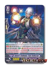 Cardfight Vanguard  x 4 Amon's Follower, Fate Collector - BT12/083EN - C Mint
