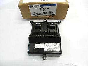 Ford-F250-F350-Overhead-Console-Message-Center-Switches-New-OEM-3C3Z-10D898-AA