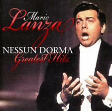 CD Mario Lanza Nessun Dorma Greatest Hits 2CDs
