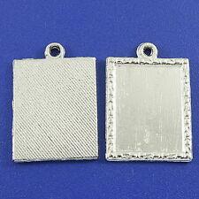 """30pcs  Tibetan Silver /""""LOVE/"""" Jewelry Pendants Charms h0333"""