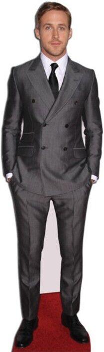 Ryan Gosling lebensechte Größe Pappfigur Aufsteller Standfiguren Schauspieler