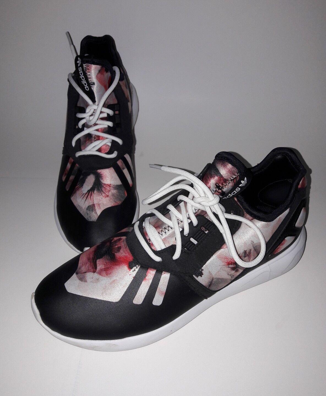 Adidas ortholite  damen sneaker schuhe gr  ortholite 39 schwarz weiss blumen d24873