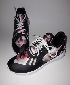 Details zu adidas ortholite damen sneaker schuhe gr. 39 schwarz weiss blumen