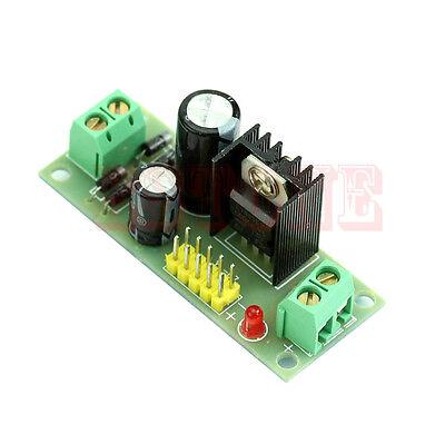 Voltage Stabilizer Regulator Power Supply 7.5-35V to 5V L7805 LM7805 3 Terminals