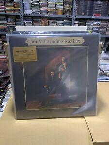 Jan Akkerman & Kazlux LP Eli Limited Edition Gold Vinyl Numbered