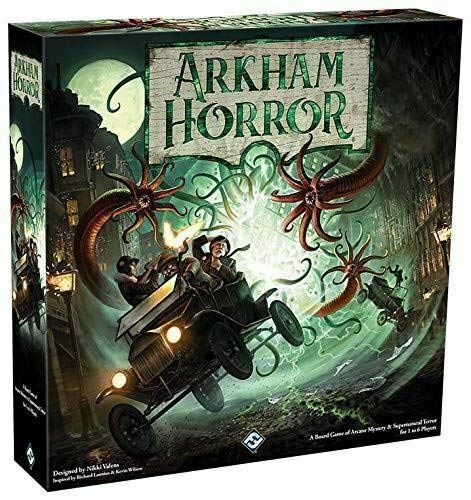 ARKHAM HORROR THIRD EDITION BOARD GAME