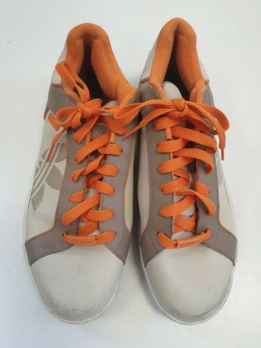 L770 para hombre Adidas Originals Master St Beige Con Cordones Zapatillas UK 13.5 EU 49 1/3