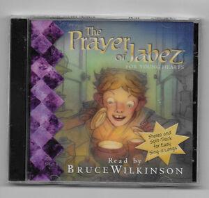 Bruce Wilkinson  The Prayer of Jabez  Audio CD  NEW  SEALED  UK FREEPOST - London, United Kingdom - Bruce Wilkinson  The Prayer of Jabez  Audio CD  NEW  SEALED  UK FREEPOST - London, United Kingdom