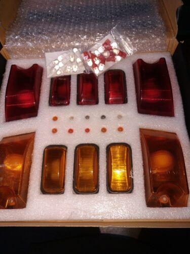 Hummer h2 dachleuchten OEM 40 euros pour 1 Luminaire AI 20 Pièce 10 Rouge 10 jaune