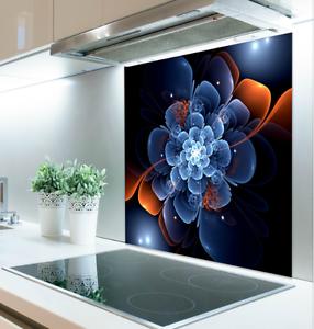 60cm X 75cm Impresión Digital De Vidrio salpicaduras resistente al calor 87123969 templado
