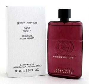 Gucci Guilty Absolute Pour Femme 3.0 oz Eau De Parfum Spray for ... 28ec16faa97