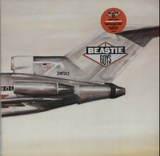 BEASTIE BOYS Licensed To Ill 1986 UK first issue vinyl LP EXCELLENT CONDITION