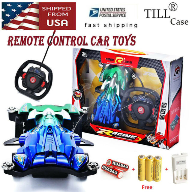 Remote Control Cars Toys Electric Car Model for Kid Baby Christmas Cool Toy Gift