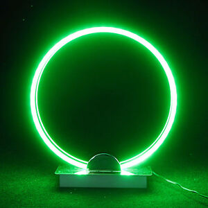 Ring Led Lamp Mood Light Lamp Colour Change Unusual