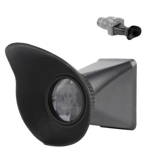 2.8X LCD Screen Magnifying Viewfinder Magnifier Viewer with Extender Hood TG