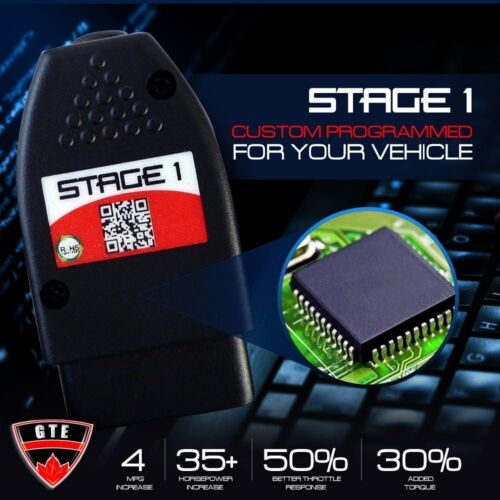 Stage 1 GTE Performance Chip ECU Programmer for TOYOTA TACOMA 1996-2011